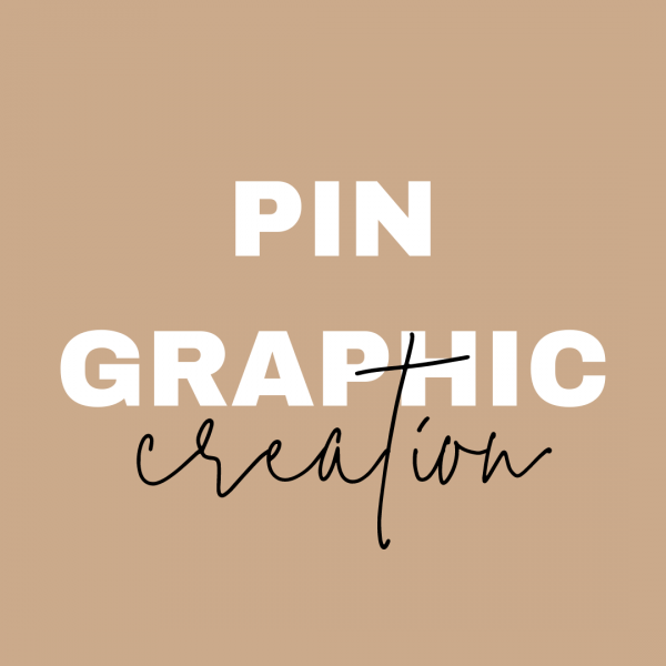 pinterest marketing pin creation