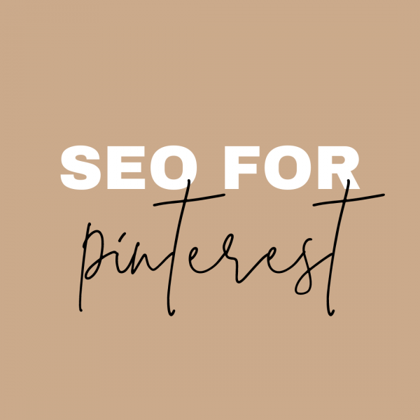 pinterest marketing seo