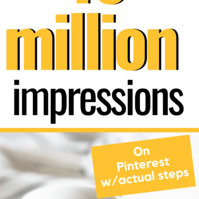 pinterest account 400x400 - How to Set Up Your Pinterest Account