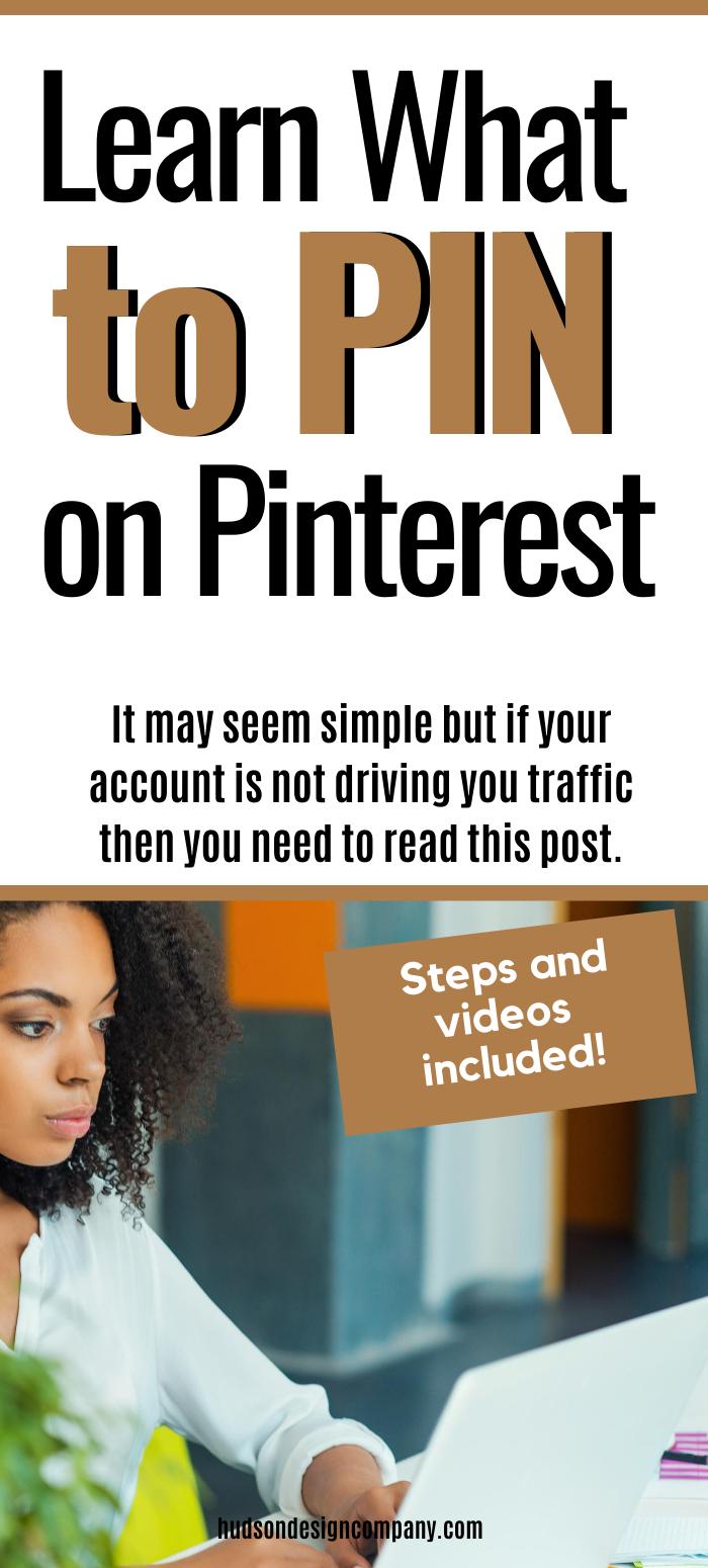 1 3 - Pinning to Pinterest