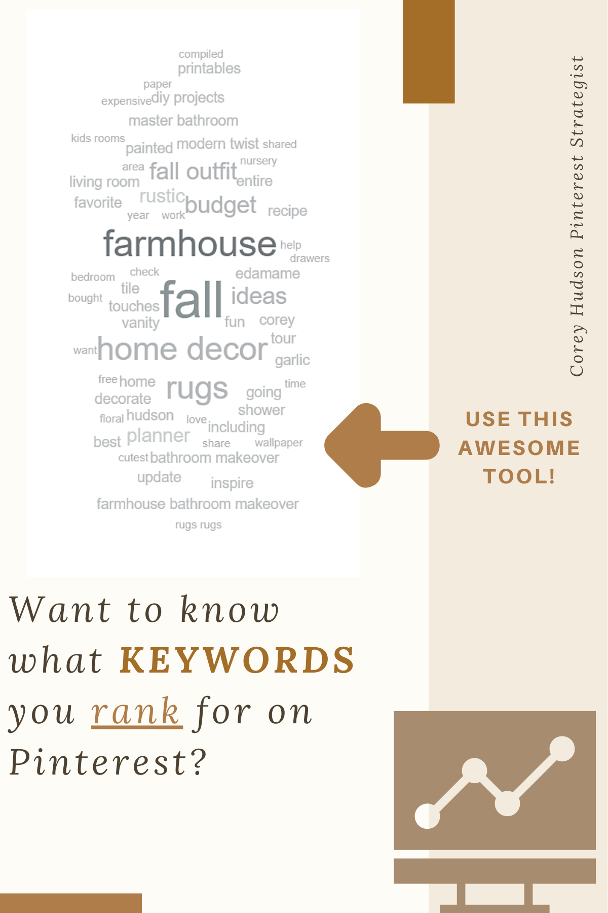 Pinterest Keyowrds 2 - How to Find the Keywords You Rank for on Pinterest