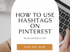 Pinterest Pins 235x175 - How to Use Hashtags on Pinterest