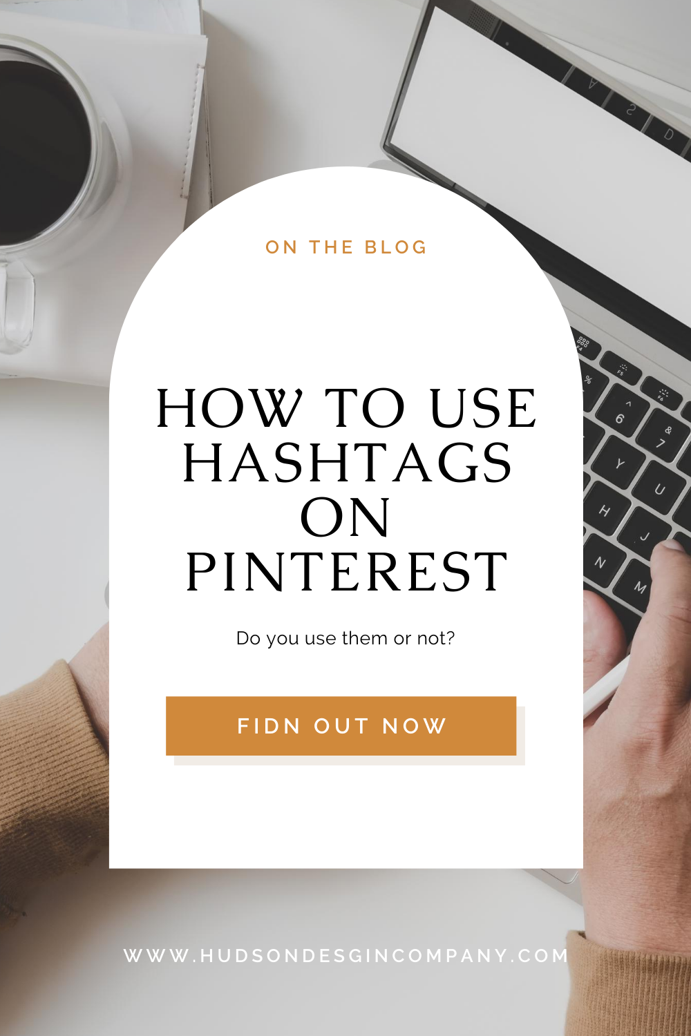 Pinterest Pins - How to Use Hashtags on Pinterest