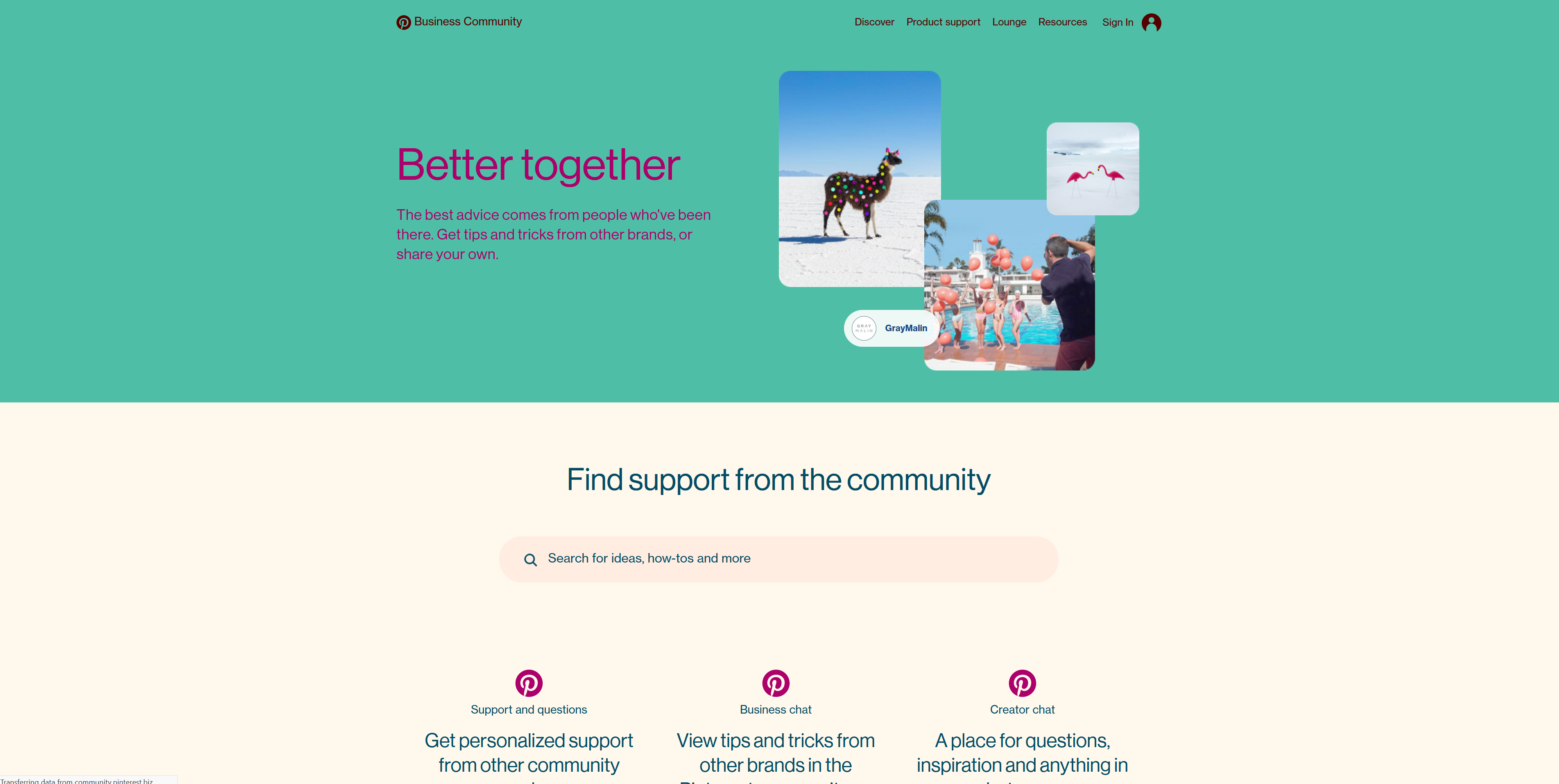 pinterest community - Get the Most Out of the Pinterest Community