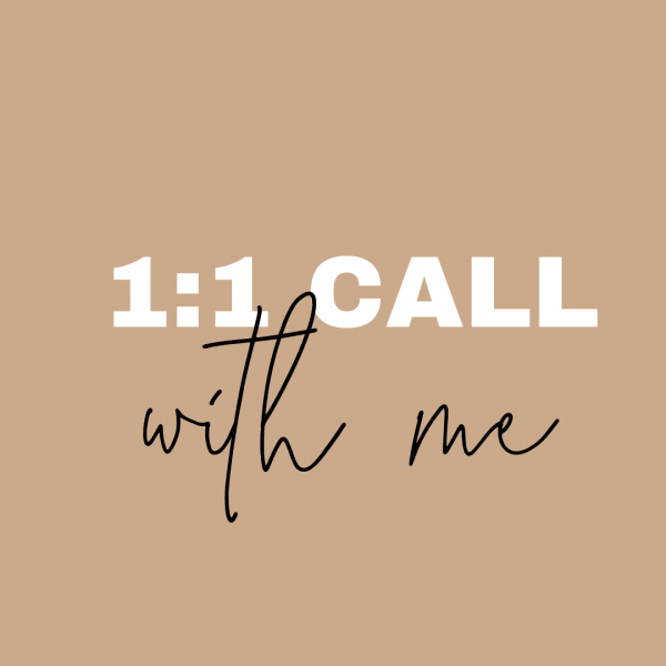 one on one call with pinterest strategist