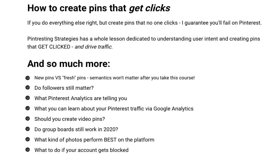 Pinteresting Strategies - Manual Pinning vs Tailwind and the best Pinterest Courses 2021