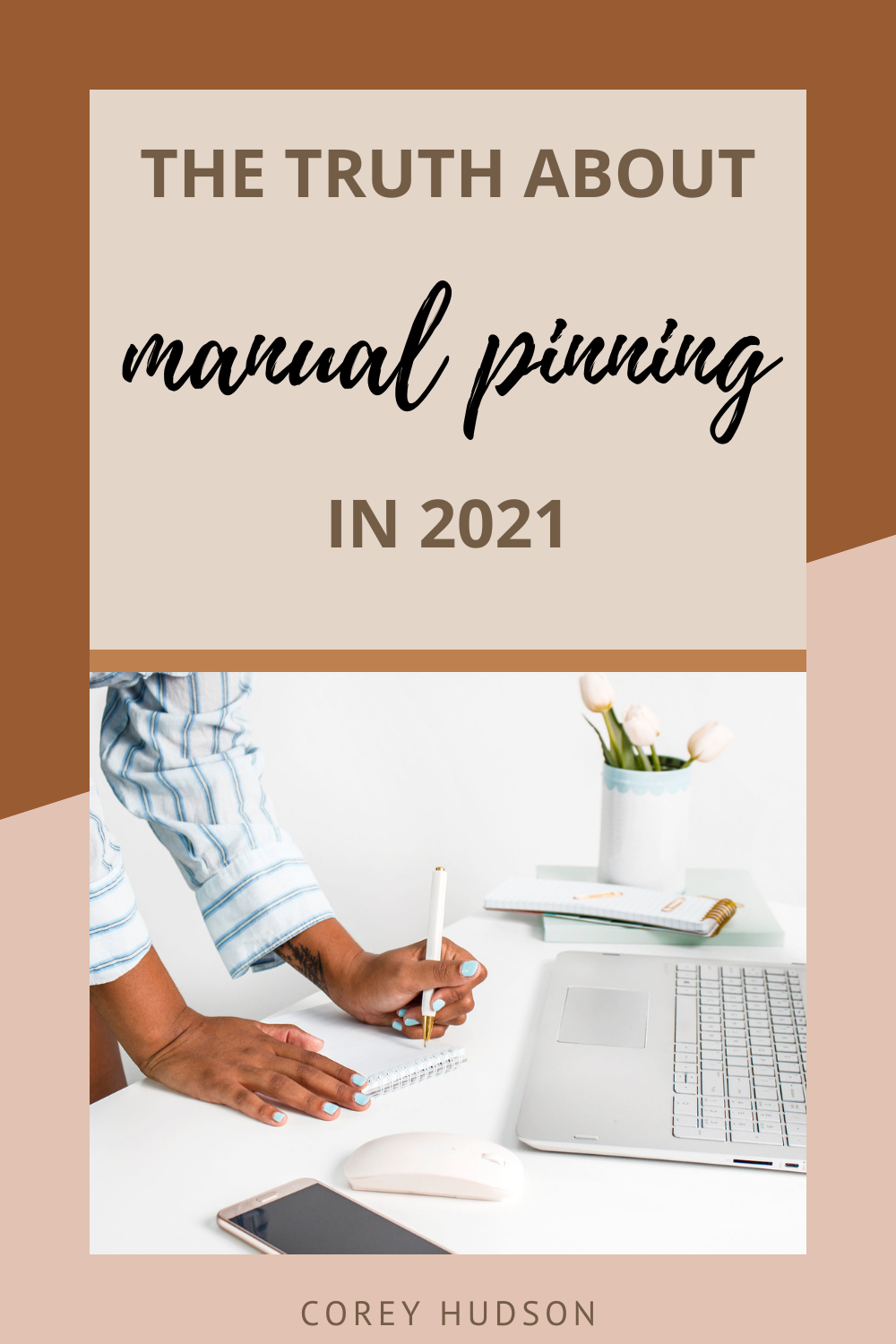 best pinteret course 1 - Manual Pinning vs Tailwind and the best Pinterest Courses 2021