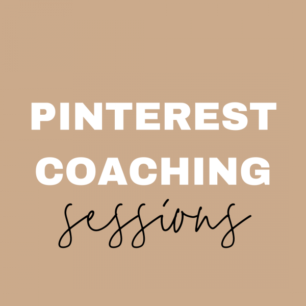 pinterest coaching